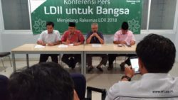 Pers Rilis DPP LDII: Rakernas LDII Beri Solusi Masalah Bangsa