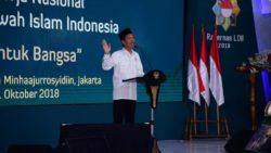 Di Rakernas LDII, Jokowi Ingatkan Jangan Ada Fitnah Jelang Pemilu
