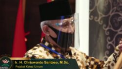 Chriswanto Santoso, Pejabat Ketua Umum LDII